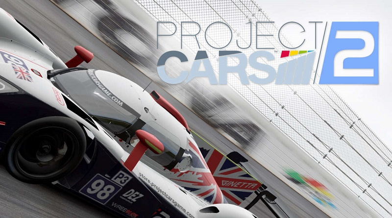 The Console Version Of Project Cars 2 Will Look Its Best On Xbox One X