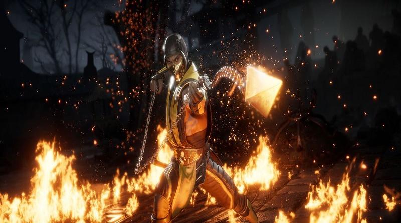 Mortal Kombat 11 Gets A New Ranking Mode Tomorrow - Pink Fluid Live
